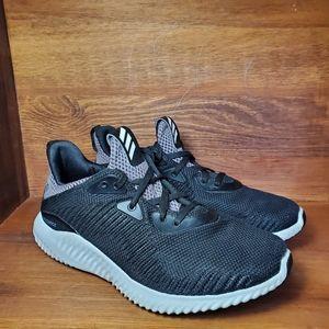 Adidas Alpha Flex Bounce 2-Tone Sneakers Sz 3.5 Y